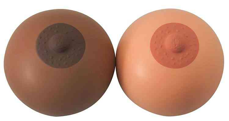 Breast Stress Balls