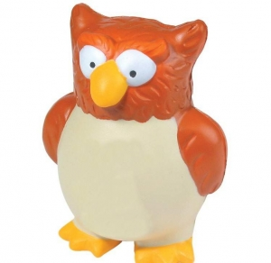 Owl Stress Reliever Balls