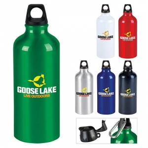 Aluminum Water Bottle 22 oz mv-34587