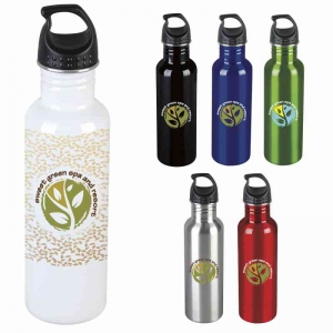 Stainless Steel Water Bottle 26 oz mv-34684