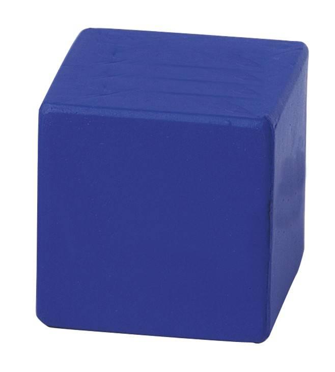 Cube Stress Reliever Balls - Blue