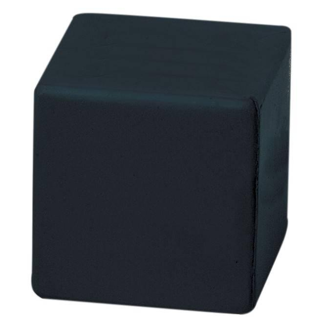 Cube Stress Reliever Balls - Black