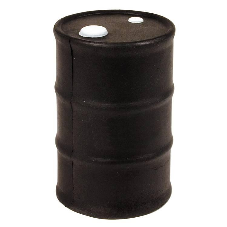 Drum Barrel Stress Reliever Balls - Black
