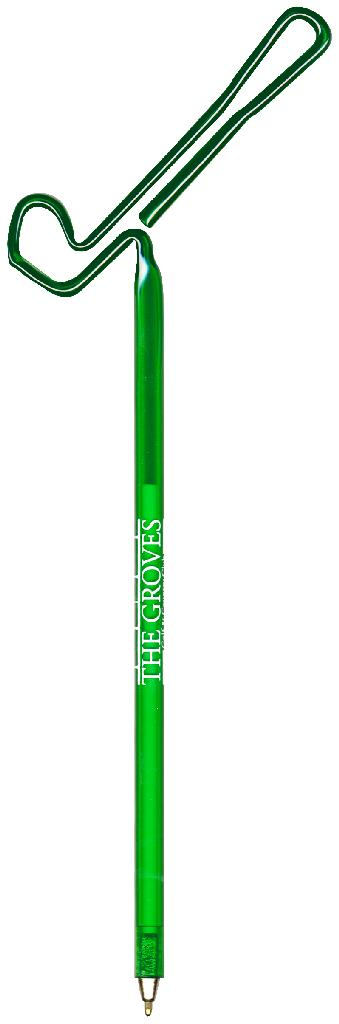 Golf Club Shaped Pen 2