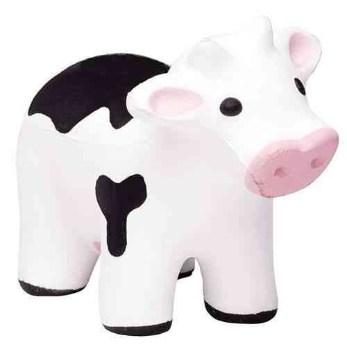 Promotional Talking Cow Stress Reliever Balls