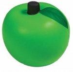 Apple Stress Reliever Balls Green
