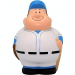 Baseball Player Bert Stress Reliever Balls