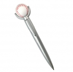 Baseball Squeezie Top Pen