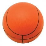 Basketball Stress Reliever Balls 2.5""