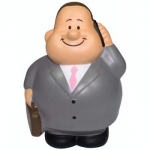 Businessman Bert Stress Reliever Balls