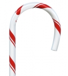 Candy Cane Shaped Pen