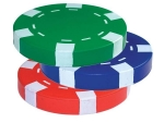 Casino Chip Stress Reliever Balls