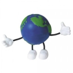 Earth Bendy Stress Reliever Balls