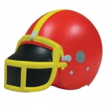 Football Helmet Stress Reliever Balls