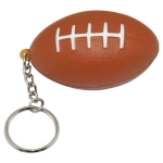 Football Keyring Keychain