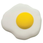 Fried Egg Stress Reliever Ball