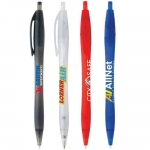Frosted Click Pen MV-44552