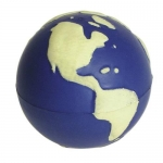 Glow Earth Stress Reliever Balls
