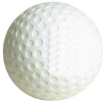 Golf Ball Stress Reliever Balls