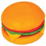Hamburger Stress Reliever Balls