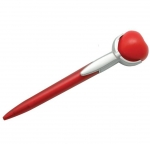 Heart Squeezie Top Pen