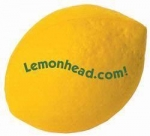 Lemon Stress Reliever Balls