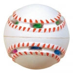 Light Up Baseball Stress Reliever Balls