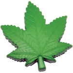 Marijuana Leaf Stress Reliever Ball