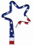 Patriotic Star Shaped Pen MC