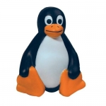 Sitting Penguin Stress Reliever Balls
