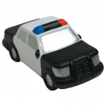 Police Car Stress Reliever Balls