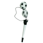 Soccer Ball Pop Top Pen