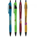Metallic Click Pen MV-44599