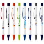 Soft Touch Ballpoint Pen 43LOR