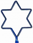 Star of David Shaped Pen 2 inch