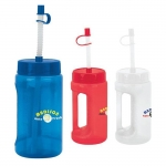 Water Bottle with Handle 18 oz mv-34097